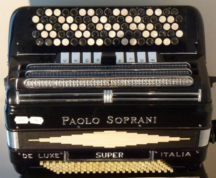 Paolo Soprani <br />