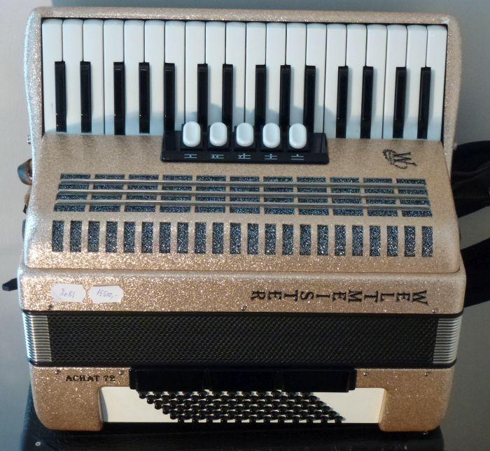Weltmeister Achat<br />Som en ny harmonika