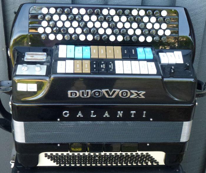 Galanti Duovox<br />Danmarks flotteste duovox