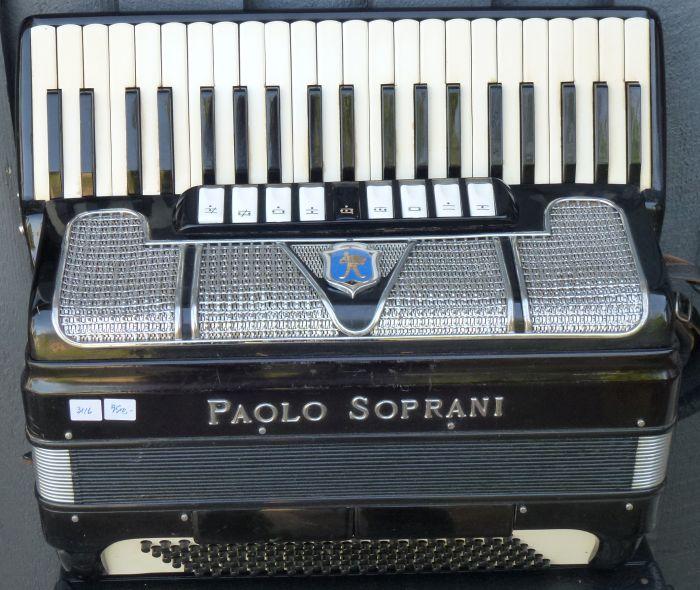 Pauolo Soprani <br />